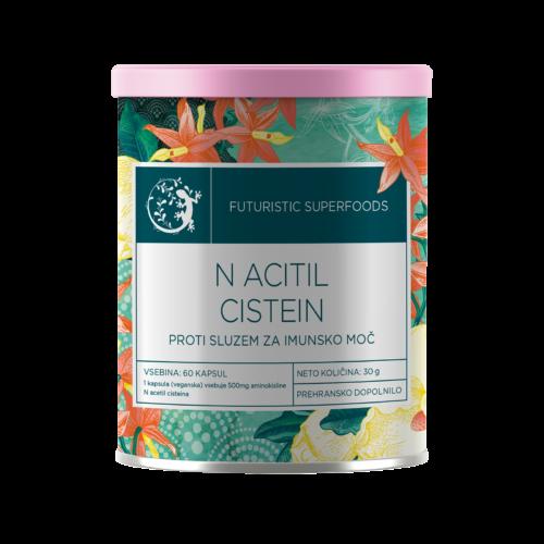 N-Acitil Cistein